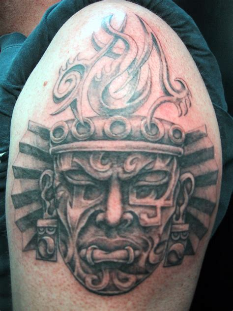 aztec skull tattoos designs aztec tattoos designs ideas and meaning tattoos for you