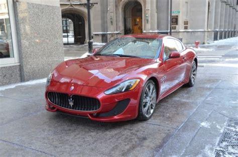 Maserati Msrp 2014 Buy New 2014 Maserati Granturismo Sport 4 7 Rosso Trio 1