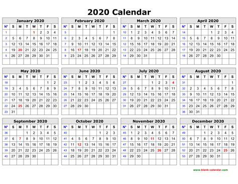 printable calendar    page clean design