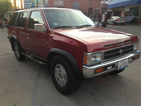 car engine manuals 1993 nissan pathfinder electronic toll collection buy new 1993 nissan pathfinder se sport utility 4 door 3 0l in chicago illinois united states