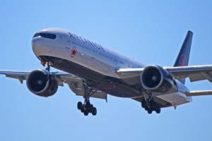 c fitw: air canada boeing 777 300er (engine parts from the