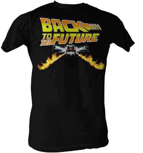Tees Kaos T Shirt Future classic back to the future t shirt ebay