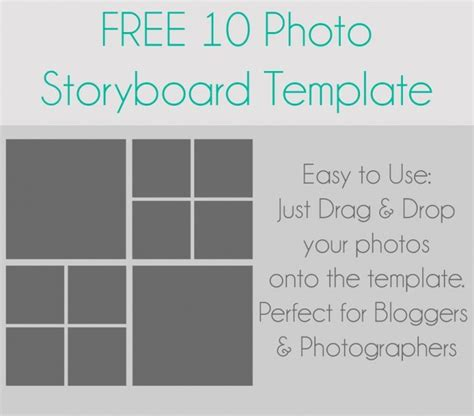 free storyboard templates for photoshop elements 1000 images about photoshop ideas on pinterest