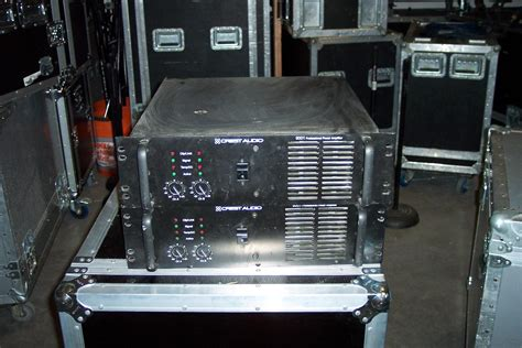 Power Lifier Pl 9001 Crest 5200 And 9001 Lifiers R C Tech Forums
