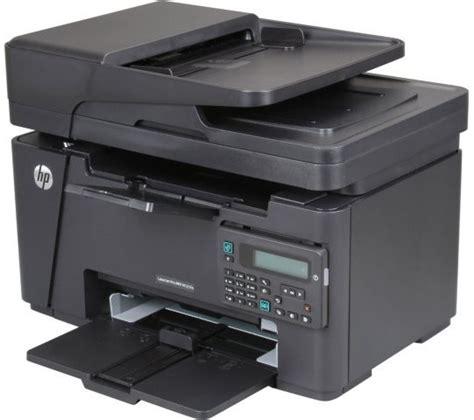Printer Laser Multi hp laserjet pro mfp m127fn multi function 21ppm printer
