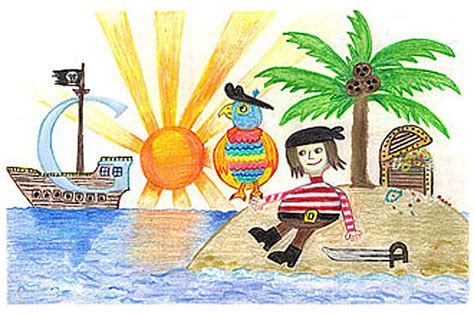 today s doodle india doodle 4 why a pirate stormed s homepage