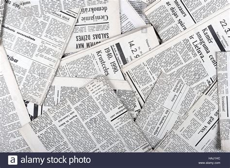 newspaper background background of vintage newspapers stock photo