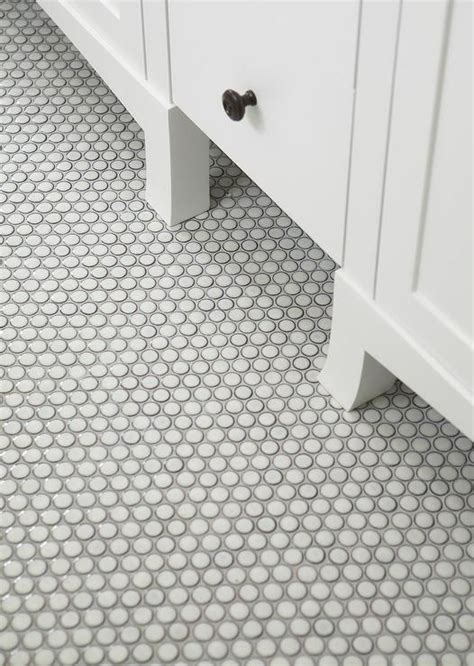 penny tile bathroom ideas best 25 penny tile floors ideas on pinterest penny back
