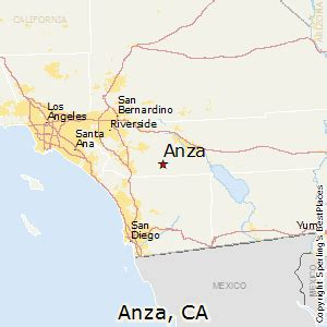 anza california map comparison middleton idaho anza california