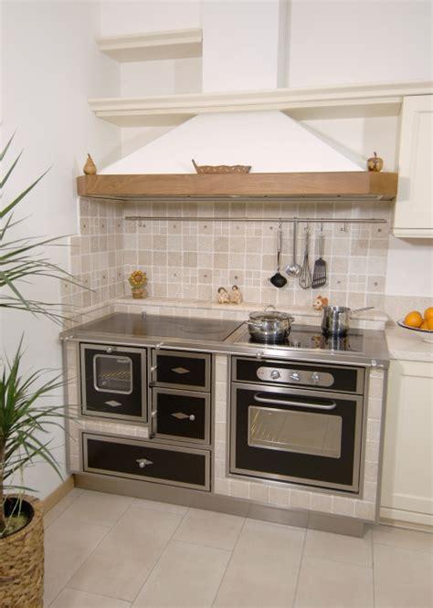 cucina combinata cucina a legna rizzoli combinata stile unico