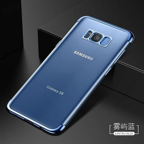 Anti Anti Shock Casing For Galaxy S8 S8plus Clear Grs aliexpress buy for samsung s8 samsung galaxy s8