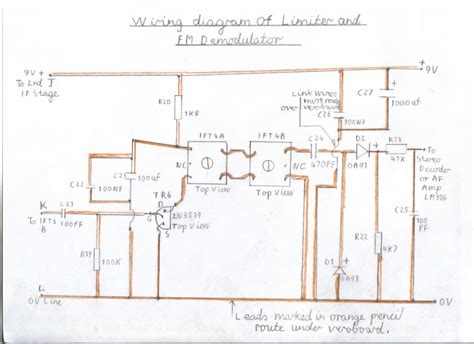tunnel diode radio tunnel diode fm receiver 28 images index 121 lifier circuit circuit diagram seekic research
