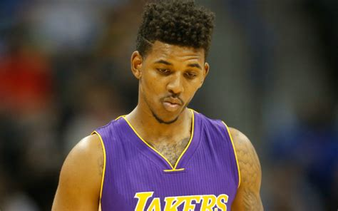 nick young nick young hilariously explains comment about warriors