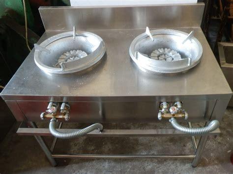 Kompor Gas Untuk Restoran jual kompor high pressure kompor meja indometal