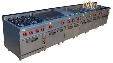 Cooking Islands For Kitchens Restaurant Equipment And Refrigeration Repair Amp Service