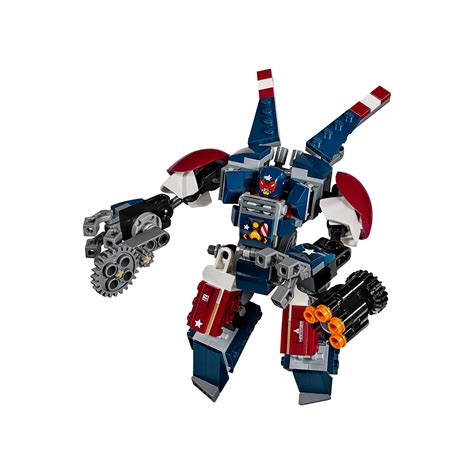 76077 Lego Marvel Heroes Iron Detroit Steel Strikes lego 76077 marvel heroes iron detroit steel