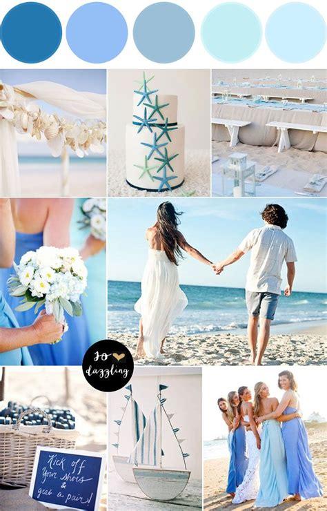 blue color palette wedding งานแต งงานร มทะเล blue wedding wedding and