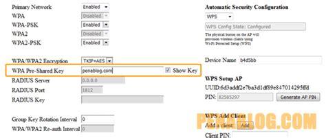Wifi Dirumah Media cara mengubah ssid dan password wifi media