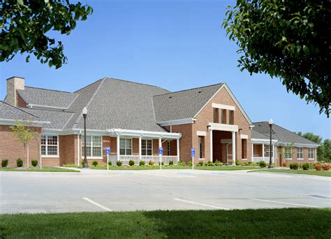 pjk architecture nebraska children s home
