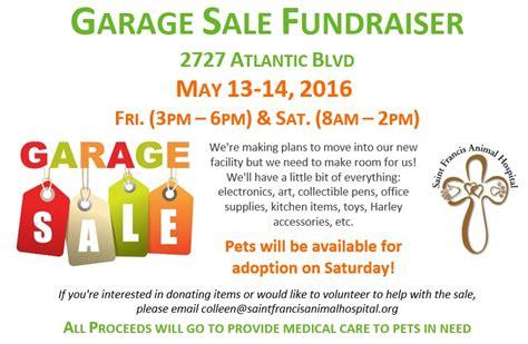 flyers for yard sale fundraiser flyer www gooflyers