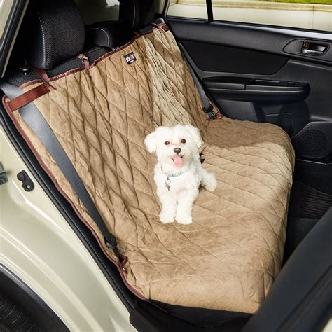 solvit deluxe bench seat cover solvit deluxe sta put bench seat cover for pets chewy com