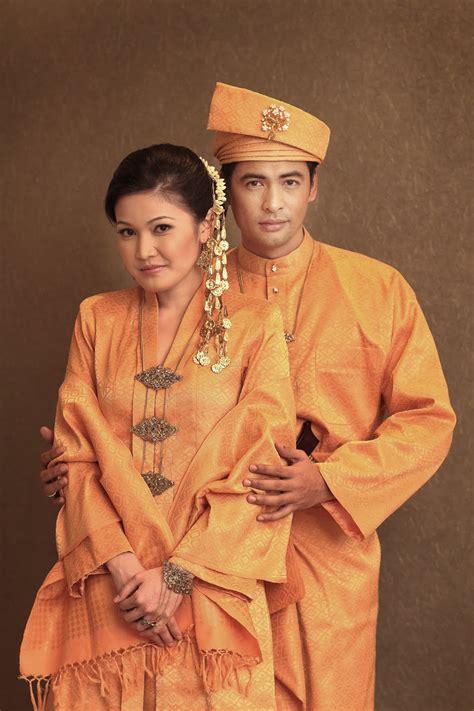 Original Rovelin Baju Wedding Baju Kawin Baju Pangantin the songket affair wedding dress