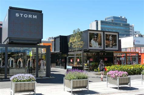 Home Design Stores New York by Container Shops The New Trend In Modern Retailing