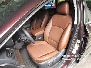 Subaru Outback Seats 2016 Outback Interior Photographs And Images