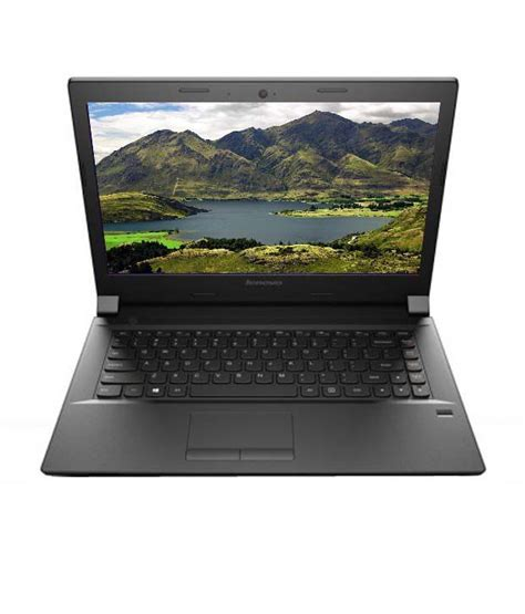 Laptop Lenovo B40 80 lenovo b40 80 notebook 80f60050ih intel pentium 4gb ram 500gb hdd 35 56 cm 14 0 dos