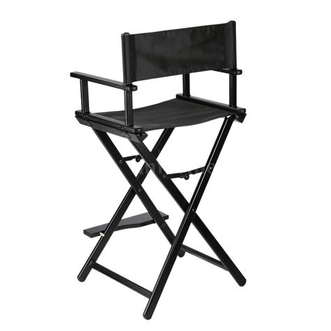 Foldable Makeup Chair by Professional Makeup Artist Directors Chair Wood Light