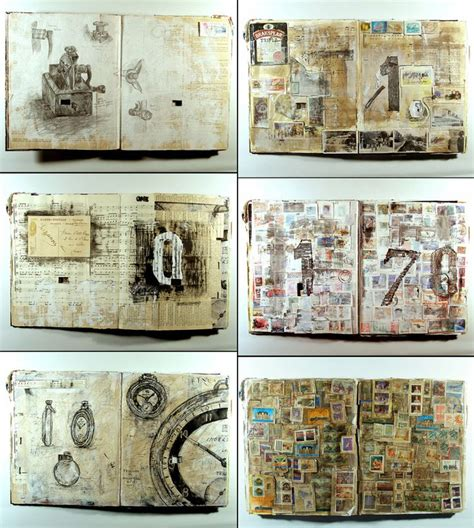 art journal layout music pin by art design new college swindon on sketchbook