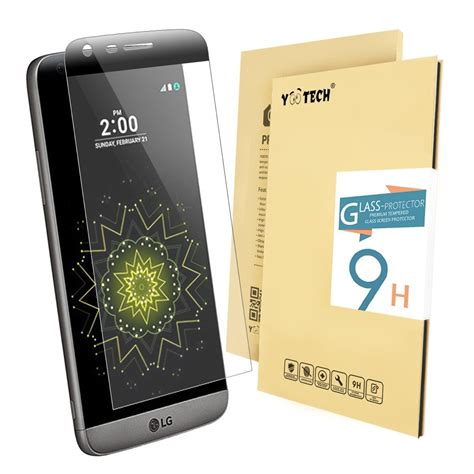 Screen Guard Tempered Glass Lg G5 best tempered glass screen protectors for the lg g5