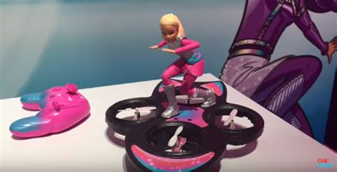 barbie star light adventure flying rc hoverboard back to the future barbie iconic doll will now take