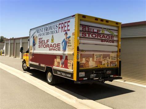 My Self Storage by My Self Storage Space Camarillo Lowest Rates