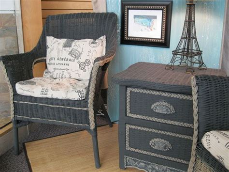 painting wicker bedroom furniture best 20 painting wicker furniture ideas on pinterest