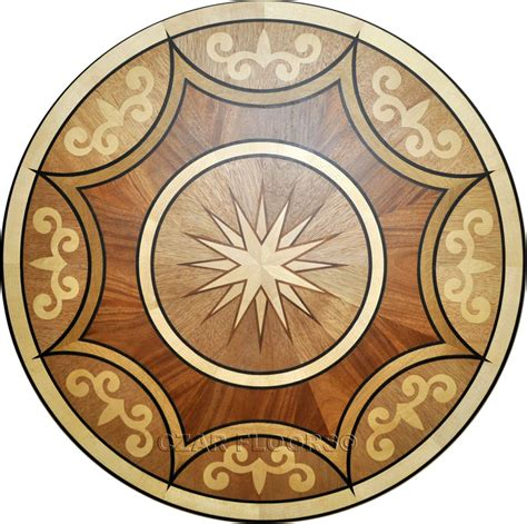Floor Medallion by Details Description And Price For P44 In Wood Medallions