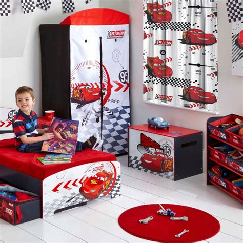 disney cars bedroom curtains disney cars speed 100 cotton curtain great kidsbedrooms