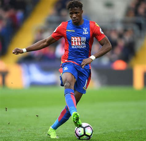 arsenal zaha wilfried zaha chelsea and arsenal make contact with
