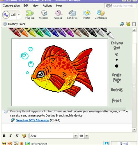 doodle yahoo yahoo doodle environment fish by cameo chan on deviantart