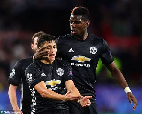 alexis sanchez unsettled what must mourinho do to make pogba his special one