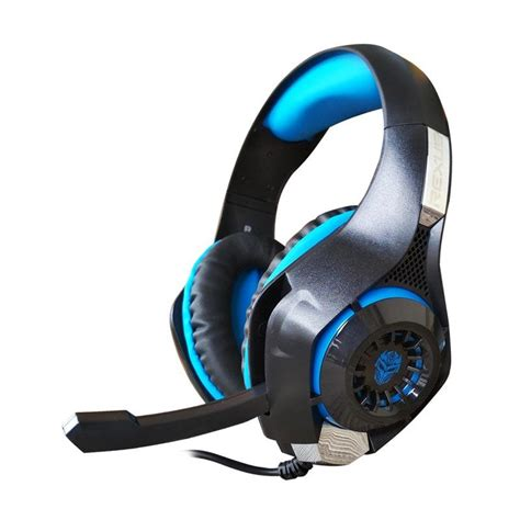 Headphone Rexus F55 Gaming Vonix With Mic Led T1910 1 jual rexus vonix f55 headset gaming with led harga kualitas terjamin blibli