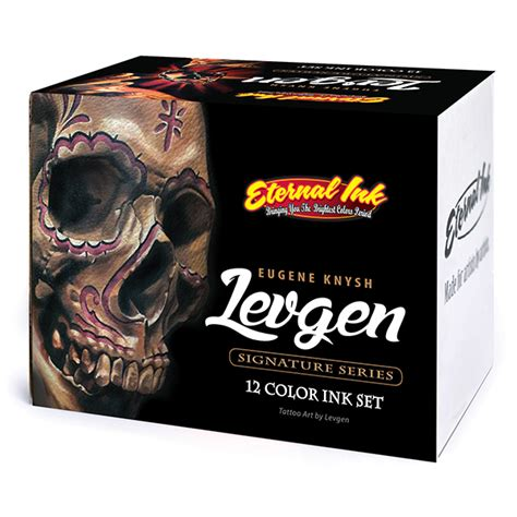eternal tattoo ink sets levgen signature series