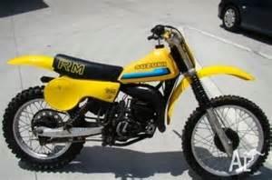 1980 Suzuki Rm 125 Suzuki Rm125 Rm125 1980 For Sale In Capalaba Queensland