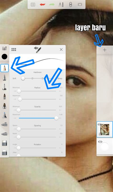 tutorial belajar sketchbook tutorial edit foto kartun di android dengan aplikasi