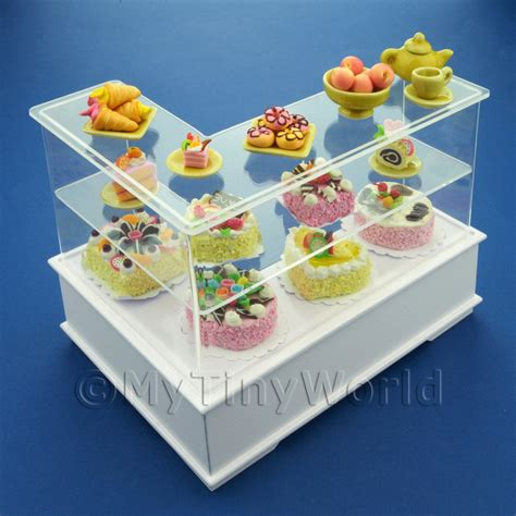 dolls house cakes dolls house miniature stalls and stands dolls house miniature right hand yellow