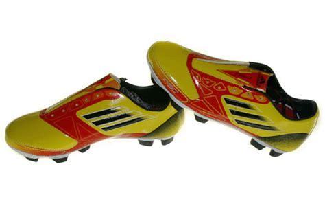 Adidas Adizero Merah graha sepatu olah raga adidas f50 adizero bola kuning merah