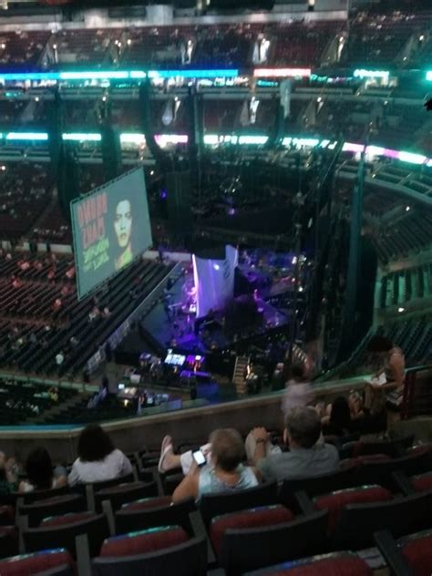 Section 331 United Center by United Center Section 331 Concert Seating Rateyourseats