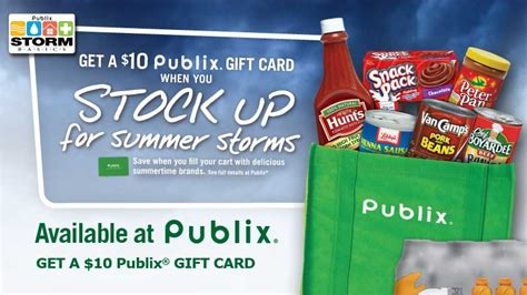 Where To Buy Publix Gift Cards - free 10 publix gift card when you buy who said nothing in life is free