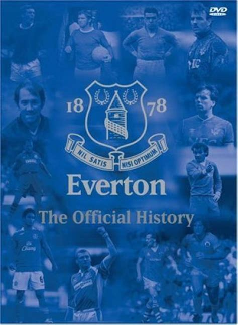 the official history of everton fc the official history iwoot