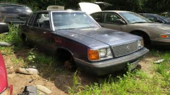 Dodge Reliant Junkyard Find 1989 Plymouth Reliant America The